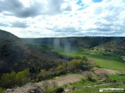 Parque Natural Barranco Río Dulce;las lagunas de ruidera nacimiento del rio cuervo irati la hiruela